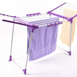 Foldable Cloth Drying Rack Stand